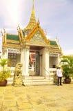 Trappe décorative chez le Palais grand Photos stock