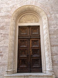Trappe d'église Image libre de droits