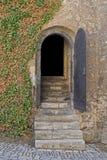 Trappe d'entrée d'un Dungeon photos stock