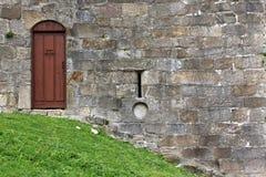 Trappe de château Photographie stock