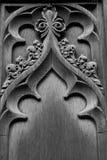 Trappe de Corpus Christi découpant en noir et blanc Photos stock