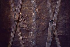Trappe de cuivre Image libre de droits