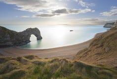 Trappe de Durdle dans Dorset Photo libre de droits