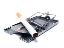 Trappe de fumage Photos libres de droits
