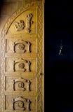 Trappe de tempel Jain Photographie stock libre de droits