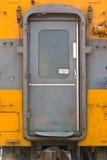 Trappe de train. Photographie stock libre de droits