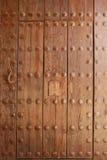 Trappe en bois Images libres de droits