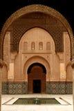 Trappe et passages arqué du Maroc photos stock