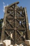 Trappe géante (laissée) Image libre de droits