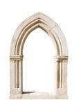 Trappe gothique initiale Image libre de droits