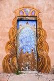 Trappe peinte Photo stock