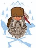 Trapper Stock Image