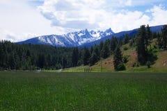 Trapper Peak, Bitterroot Mountains - Montana Stock Photos