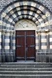 Trappes d'église Images libres de droits