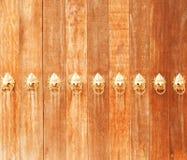Trappes en bois Images libres de droits