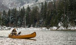 Trappeur de Transylvanian Images stock