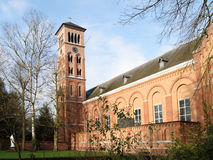 Trappist abbey of Westmalle Stock Photography