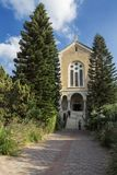 Trappist monastery, Latrun, Israel Royalty Free Stock Images