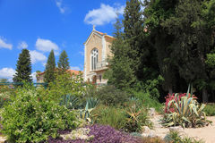 The Trappist monastery - Latrun Stock Photo