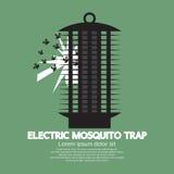 Trappola elettrica della zanzara Fotografie Stock Libere da Diritti