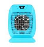 Trappola elettrica della zanzara con una lampada UV di attrattore Fotografie Stock Libere da Diritti