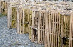 Trappole in Maine immagini stock libere da diritti
