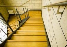 trappuppgång Royaltyfri Foto