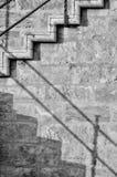 trappuppgång Arkivbilder