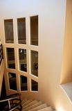 trappuppgång Arkivbild