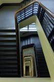 trappuppgång Royaltyfri Fotografi