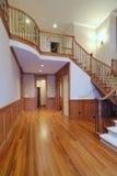 trappuppgång för tusen dollar ii arkivbild