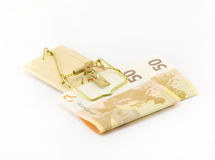 Traps for gambling Royalty Free Stock Images