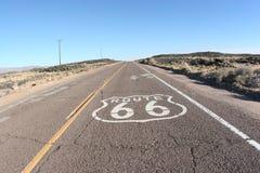 Trasa 66 Zdjęcie Stock