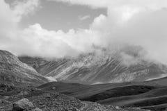 Trasa przez cudownych miejsc Picos De Europa Zdjęcia Royalty Free
