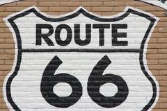 Trasa 66, usa Obraz Stock