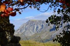 Trascau Mountain, Transylvania, Romania Stock Image