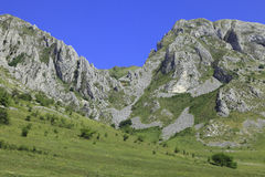 Trascau Mountains Royalty Free Stock Photos