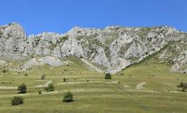 Trascau Mountains Stock Photo