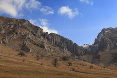 Trascau Mountains,Romania Stock Image
