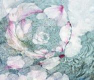 Trascendencia floral imágenes de archivo libres de regalías