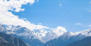 Trascuratezza delle montagne Fotografia Stock Libera da Diritti