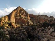 Trascuri l'arco del canyon Fotografia Stock Libera da Diritti