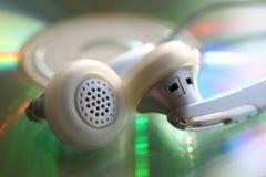 Trasduttore auricolare Fotografia Stock