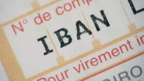 Trasferimento bancario internazionale Fotografia Stock Libera da Diritti