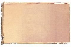 trasferimento del polaroid di 35mm Immagini Stock