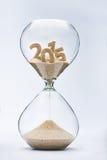 Trasformarsi nuovo anno Fotografie Stock Libere da Diritti