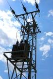 Trasformatore elettrico Immagine Stock