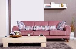 Trasformatore moderno del sofà di stile fotografia stock libera da diritti