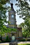 Trasformazione ortodossa apostolica estone di Parnu del nostro Lord Church immagine stock libera da diritti