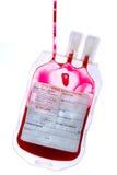 Trasfusione di sangue Fotografie Stock Libere da Diritti